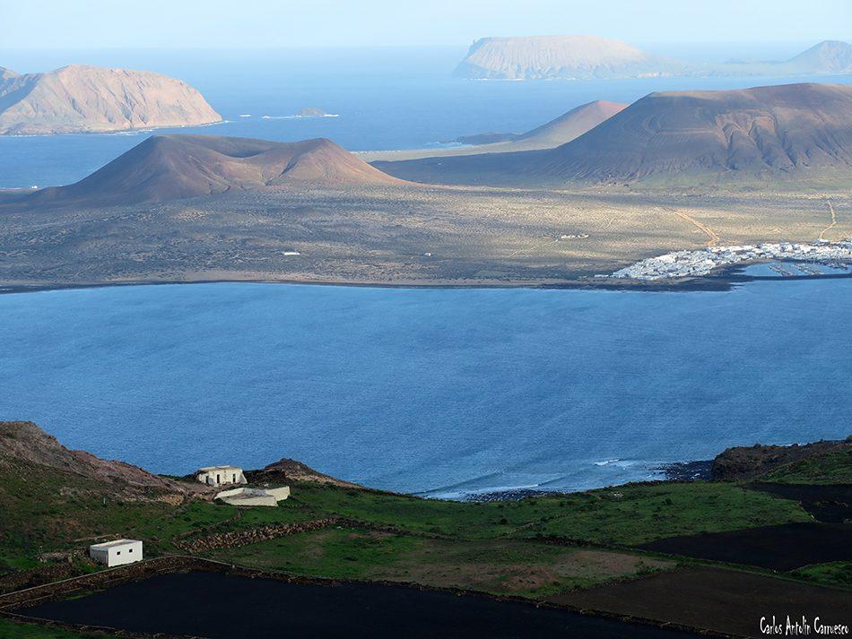 Guinate - Camino de Gayo - Lanzarote - Archipiélago Chinijo - isla de La Graciosa