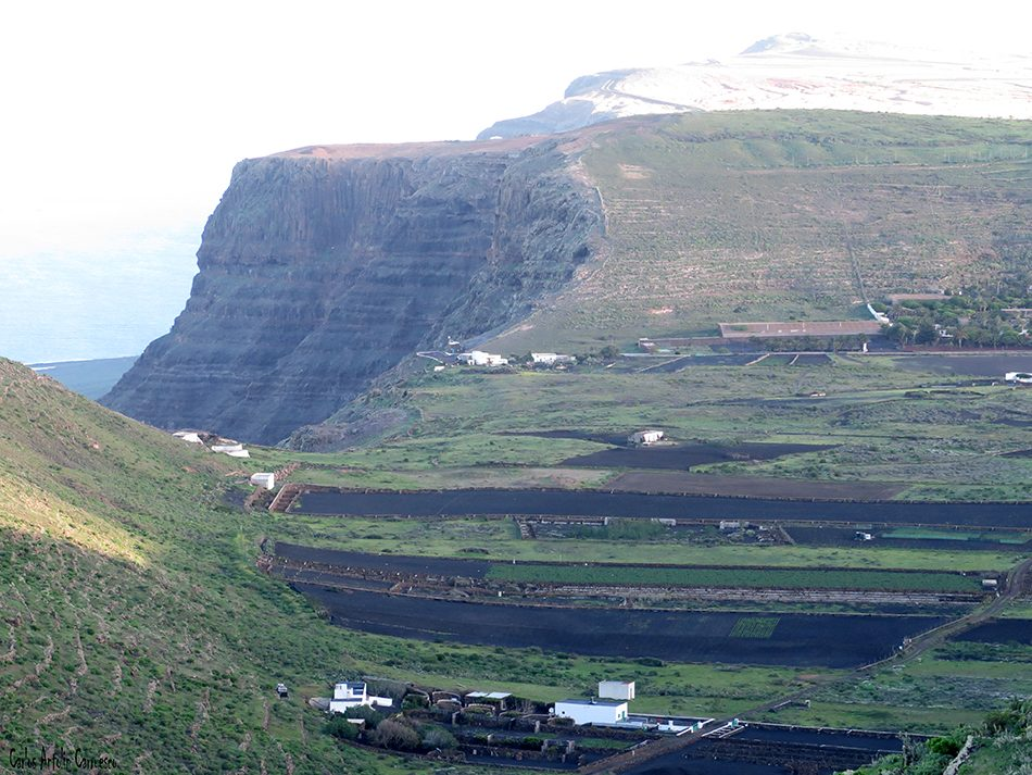 Guinate - Camino de Gayo - Lanzarote - Macizo de Famara