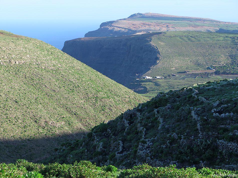 Camino de Gayo - Macizo de Famara - Lanzarote - guinate
