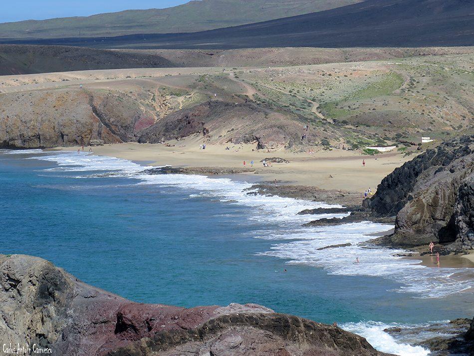 Parque Natural de Los Ajaches - Lanzarote
