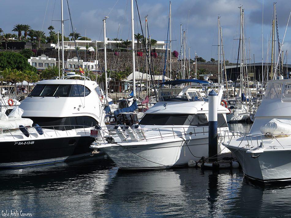 Puerto Calero - Lanzarote