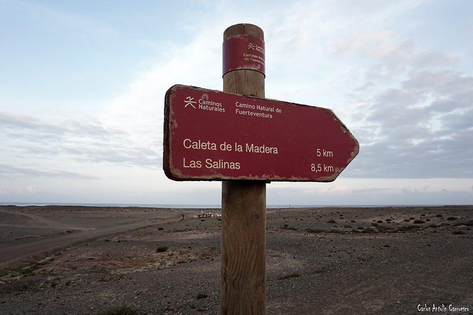 El Puertito - Puertito de La Cruz - Fuerteventura