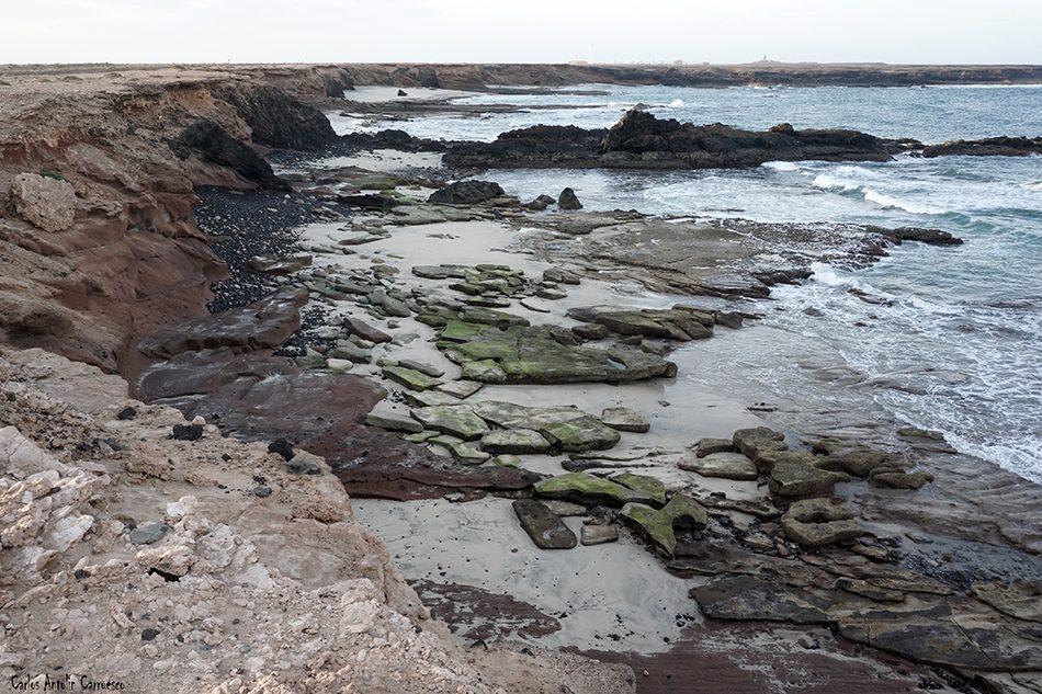 Punta de Jandia - Playa de Ojos - Fuerteventura