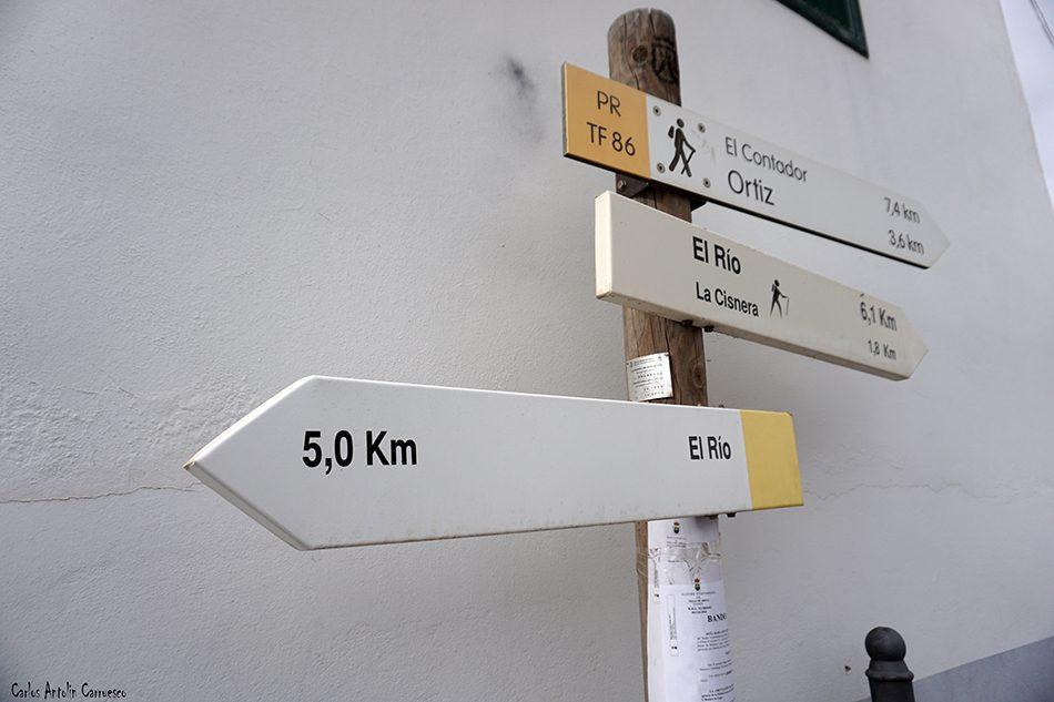 Arico - El Contador - Tenerife