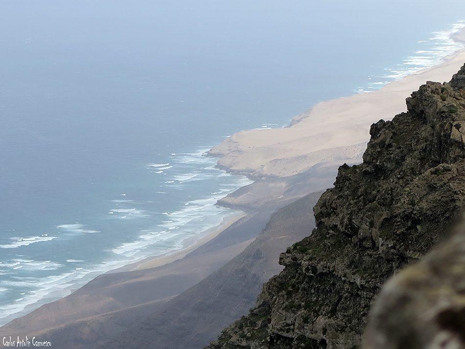 Cofete - Pico de La Zarza - Fuerteventura - barlovento de jandia
