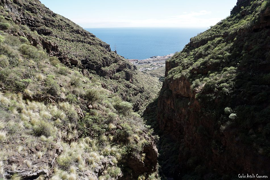 Igueste de Candelaria - Los Porqueros - Tenerife