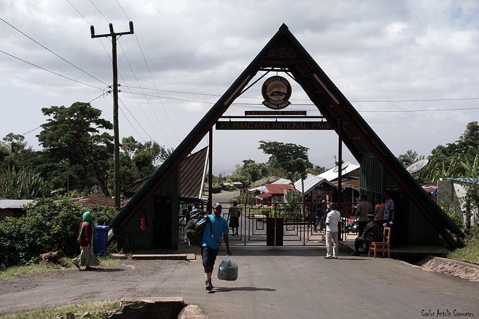Marangu Gate - Marangu - Kilimanjaro - Tanzania