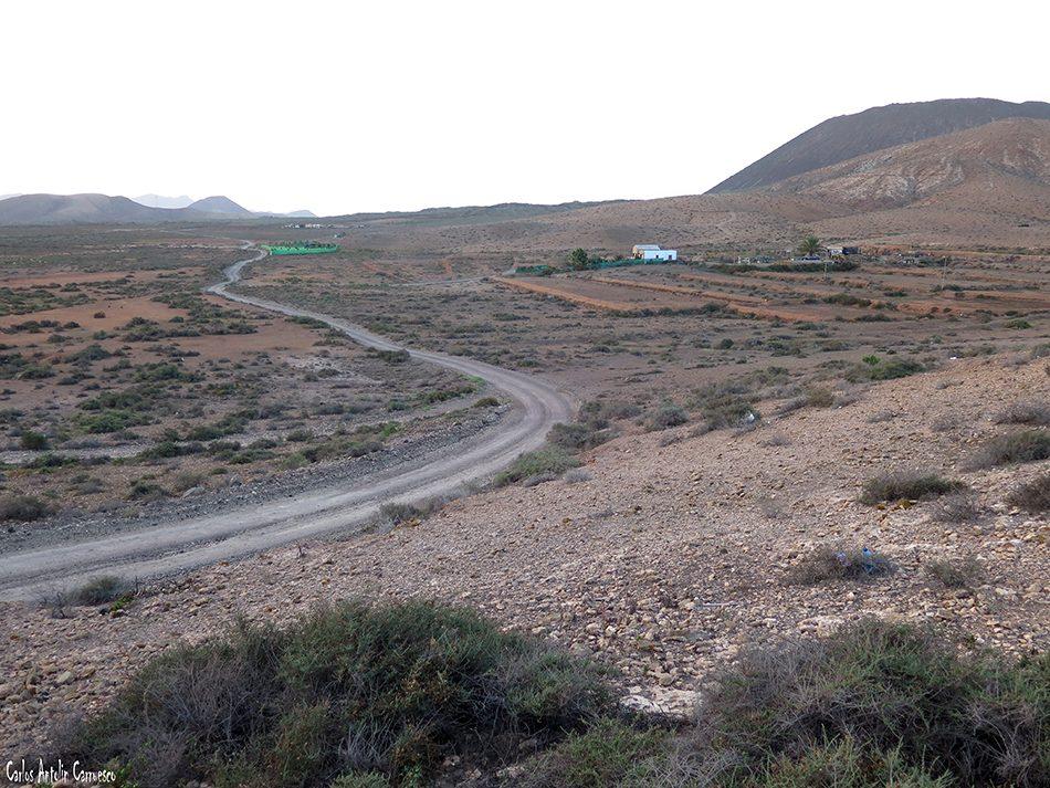 Casillas de Morales - Gairía - Fuerteventura