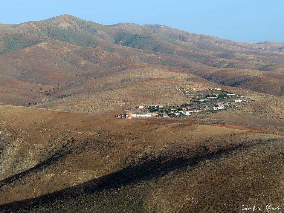 Caldera de Gairía - Agua de Bueyes - Fuerteventura