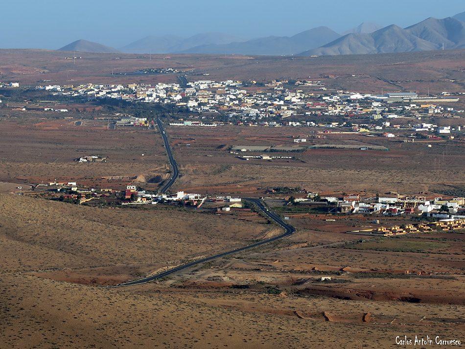 Caldera de Gairía - Antigua - Fuerteventura