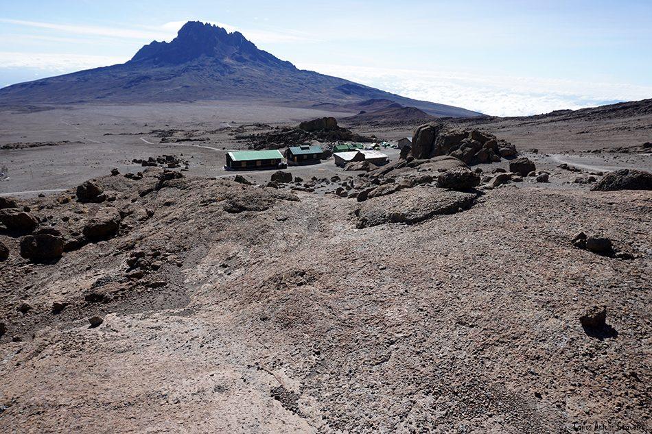 Rongai - Tanzania - Kilimanjaro - Volcán Mawenzi - kibo hut