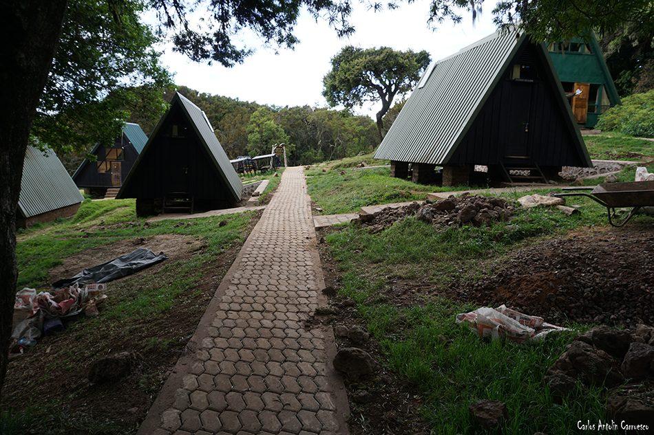 Marangu - Kilimanjaro - Mandara Hut