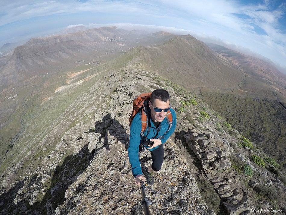Espigón de la Mesa - Montaña de la Muda - Fuerteventura
