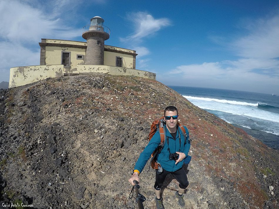 Faro de Martiño - Islote de Lobos - Fuerteventura