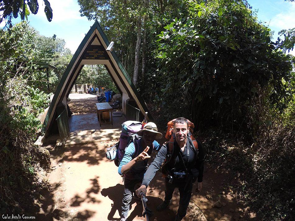 Marangu Gate - Kilimanjaro - Tanzania