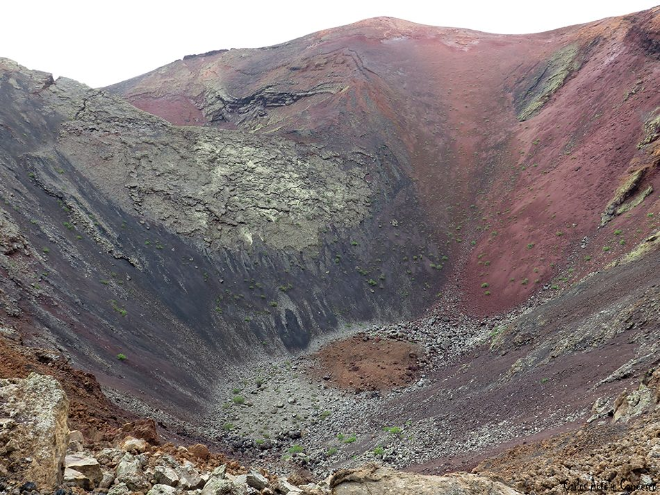 La Ruta de Los Volcanes - Timanfaya - Lanzarote