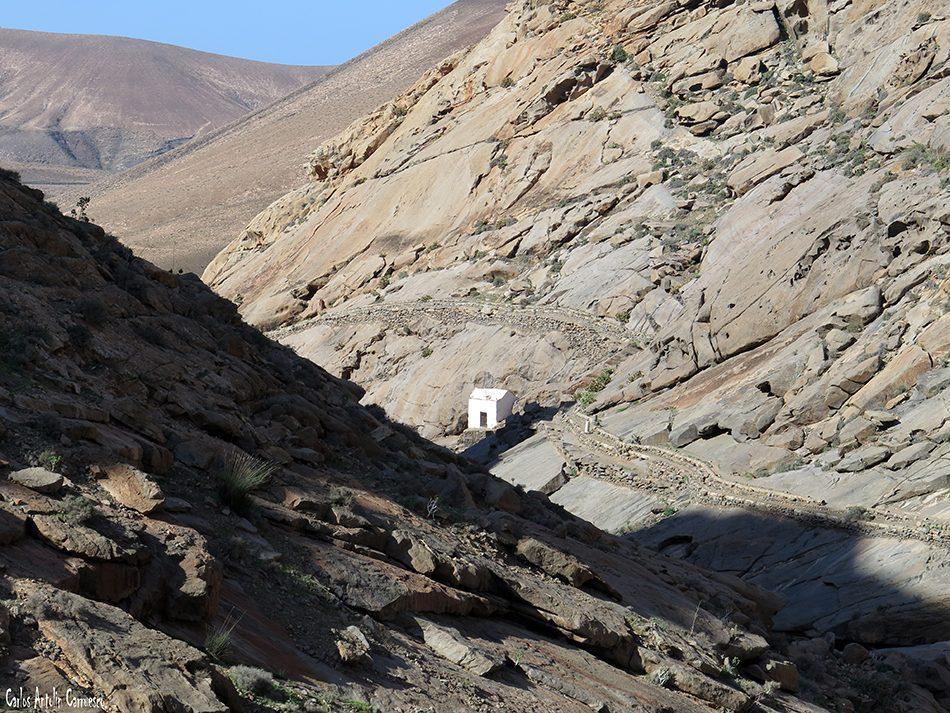 Barranco de las Peñitas - Virgen de la Peña - Fuerteventura