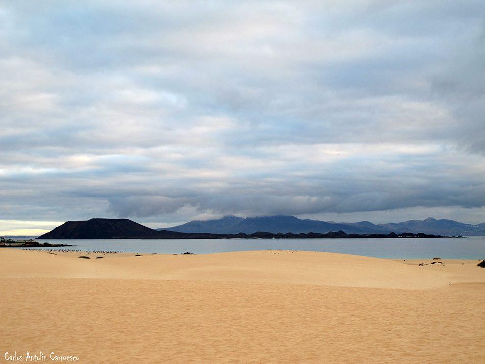 Dunas de Corralejo - Islote de Lobos - Fuerteventura