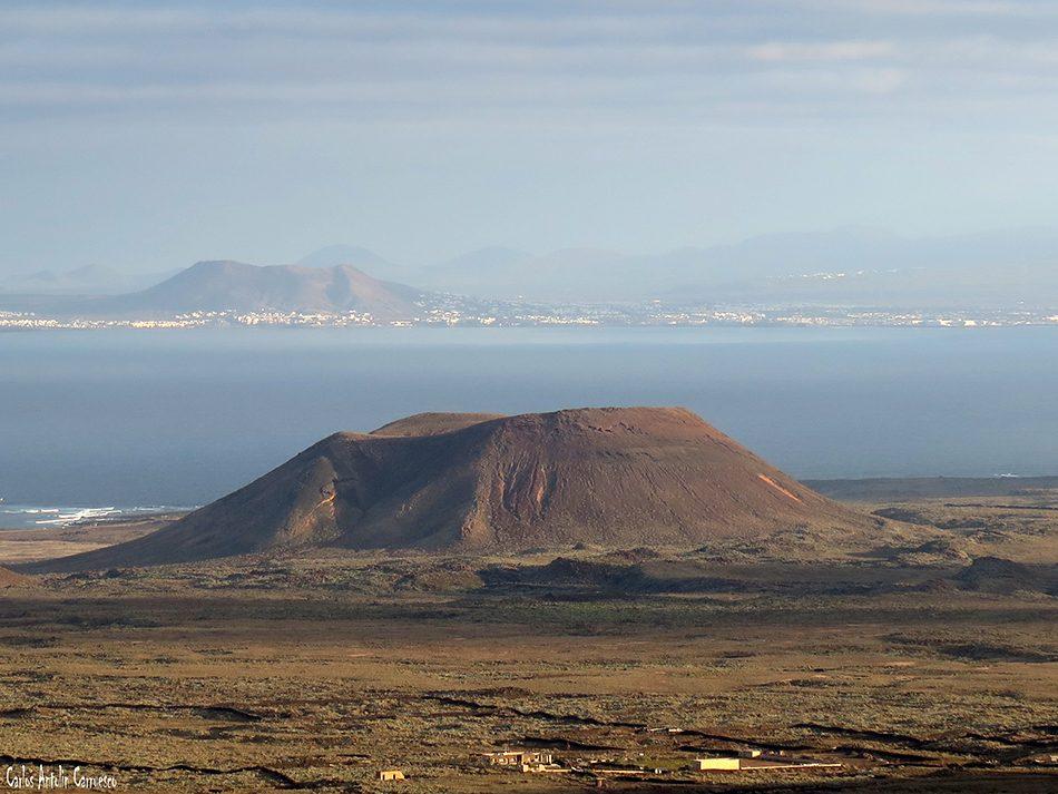 Lajares - Fuerteventura - calderon hondo - lanzarote