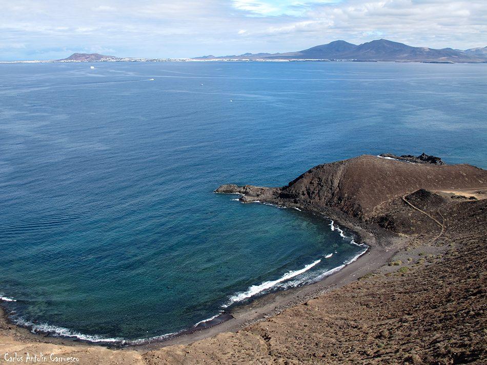 Islote de Lobos - Lanzarote - Fuerteventura