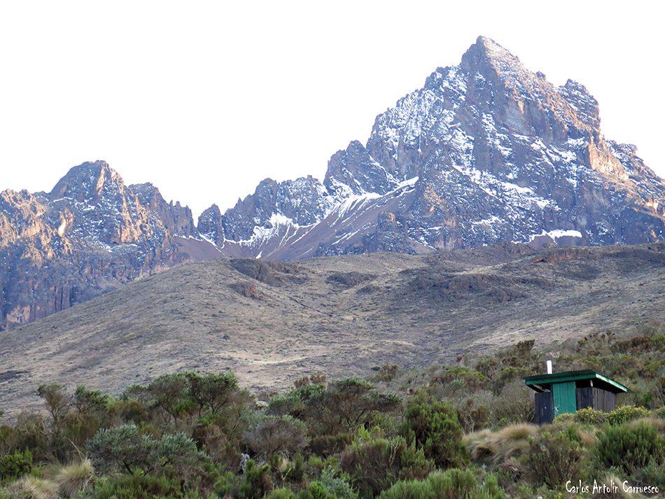 Rongai - Tanzania - Volcán Mawenzi