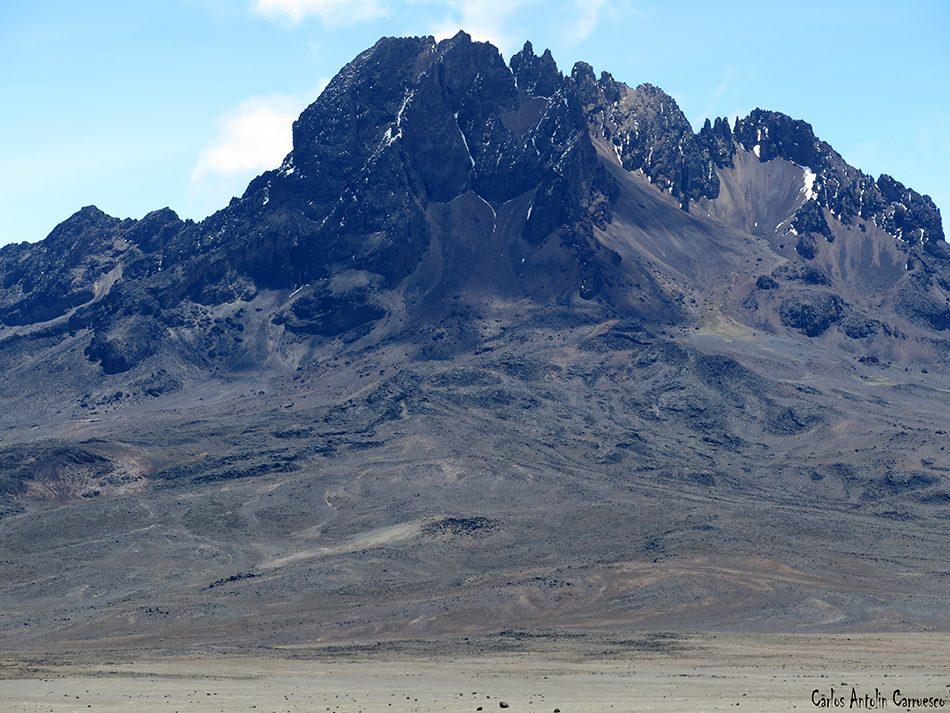 Mawenzi - Rongai - Kilimanjaro - Tanzania