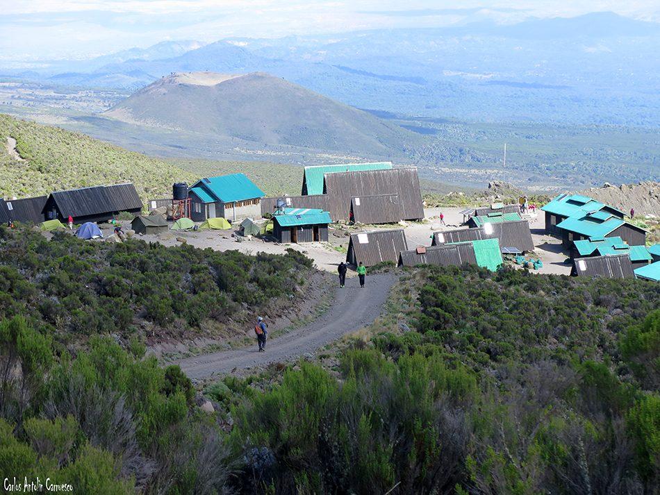 Marangu - Kilimanjaro - Tanzania - Horombo Hut