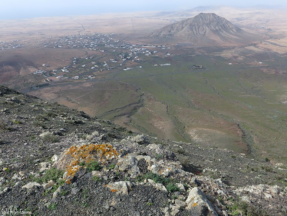 La Matilla - Espigón de la Mesa - Fuerteventura - tindaya