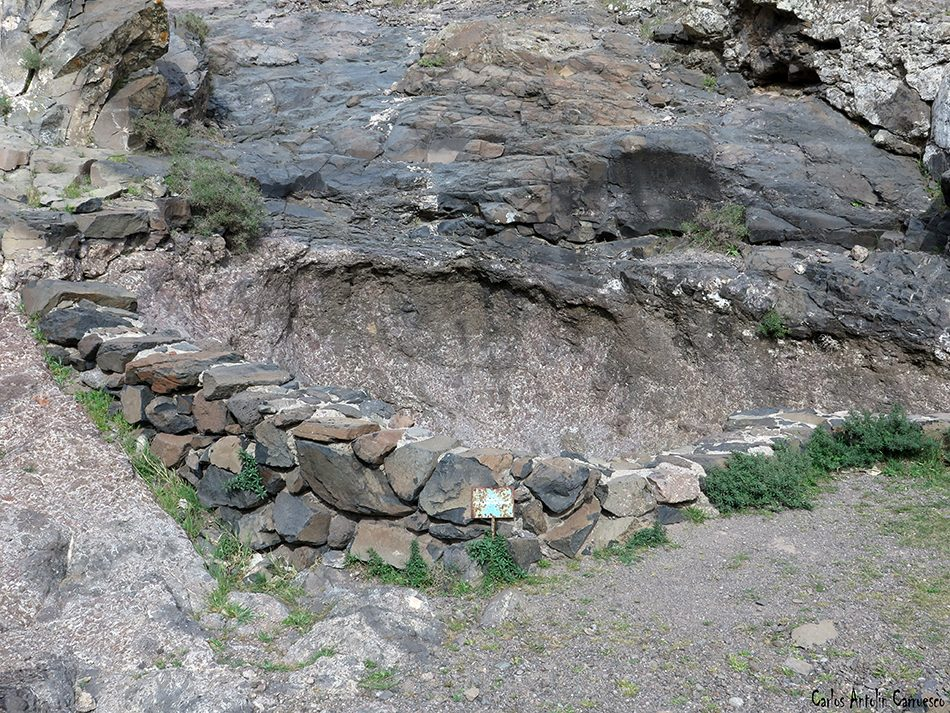 La Matilla - Espigón de la Mesa - Fuerteventura - fuente del pocito