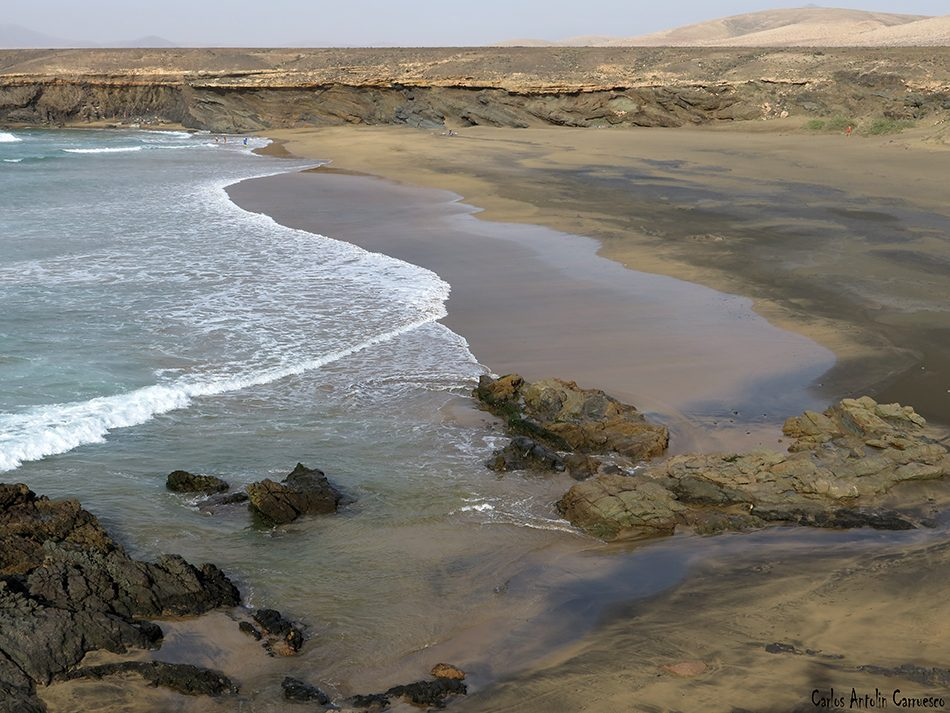 Playa de Jarugo - Tindaya - Fuerteventura