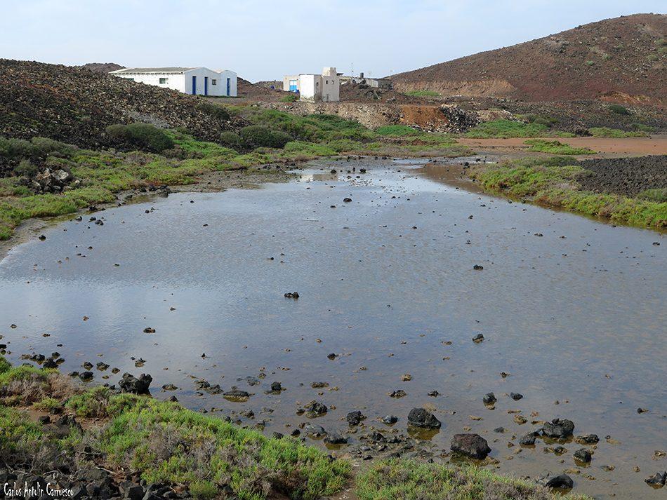 Islote de Lobos - Fuerteventura - el puertito