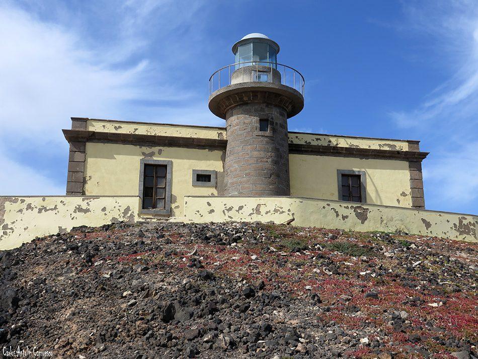 Islote de Lobos - Faro de Martiño - Fuerteventura