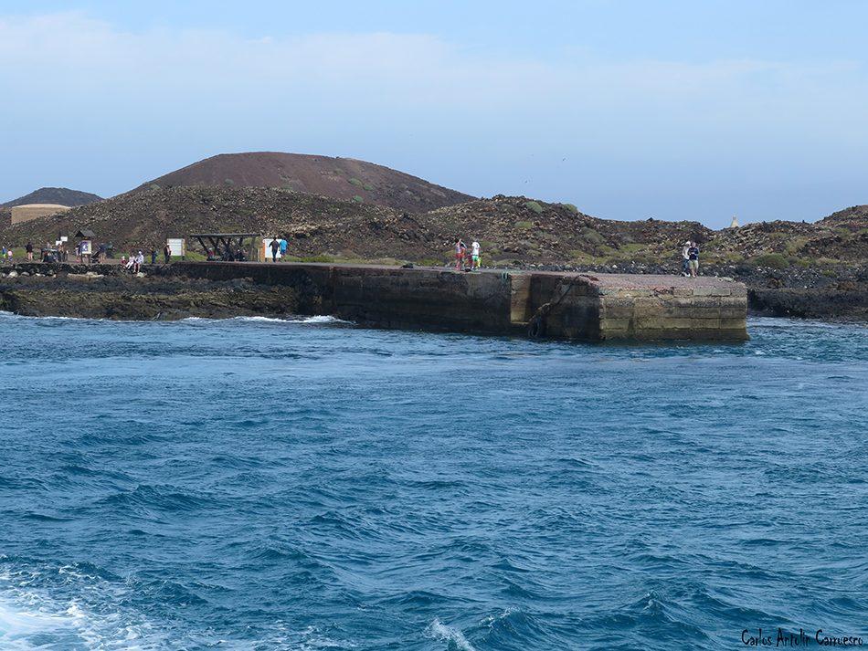 Islote de Lobos - El Muelle - Fuerteventura