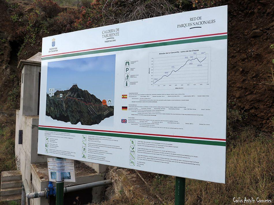Los Llanos de Aridane - Mirador de La Cancelita - La Palma