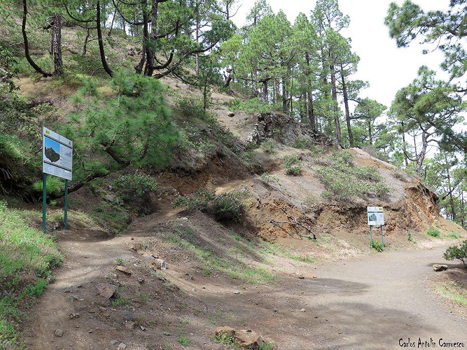 La Cumbrecita - Caldera de Taburiente - La Palma