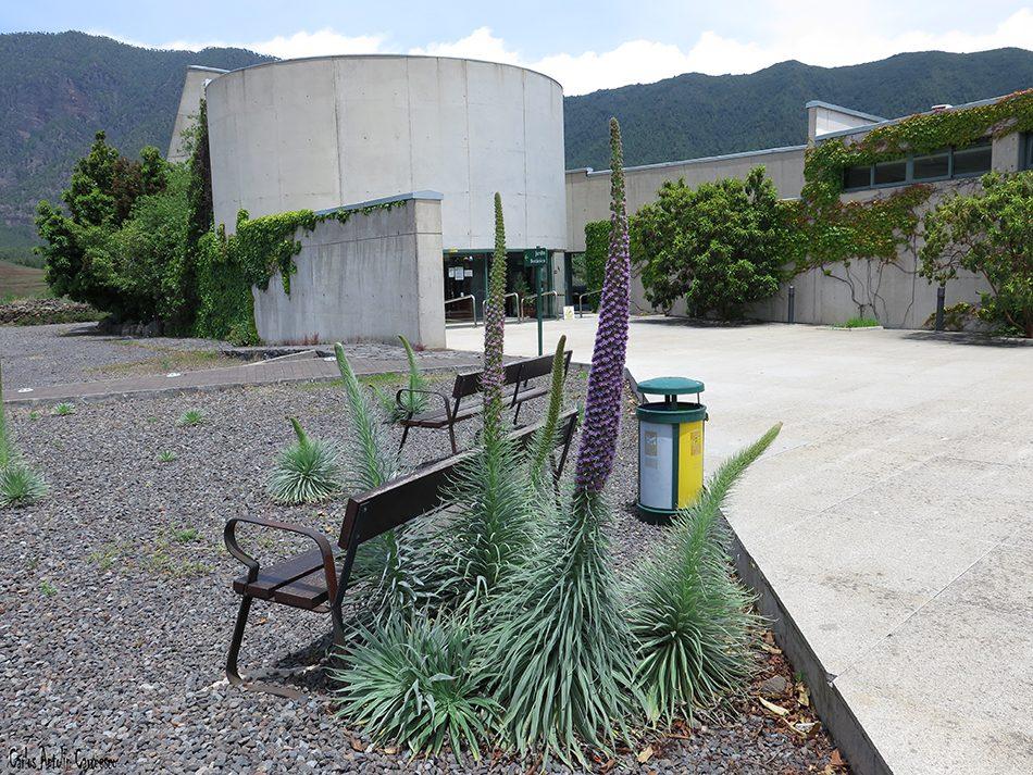 Centro de Visitantes del Paso - El Paso - La Palma