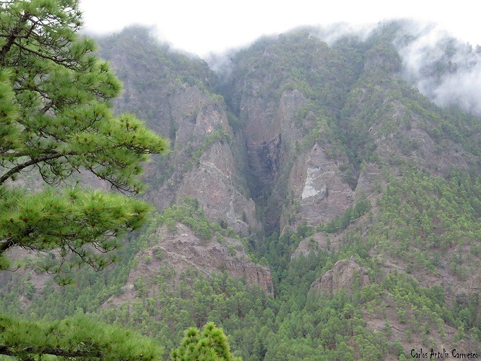 Pico Bejenado - Taburiente - La Palma