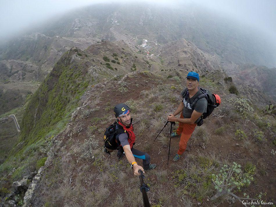 Afur - Anaga - Tenerife - Roque Pai - Roque Paez