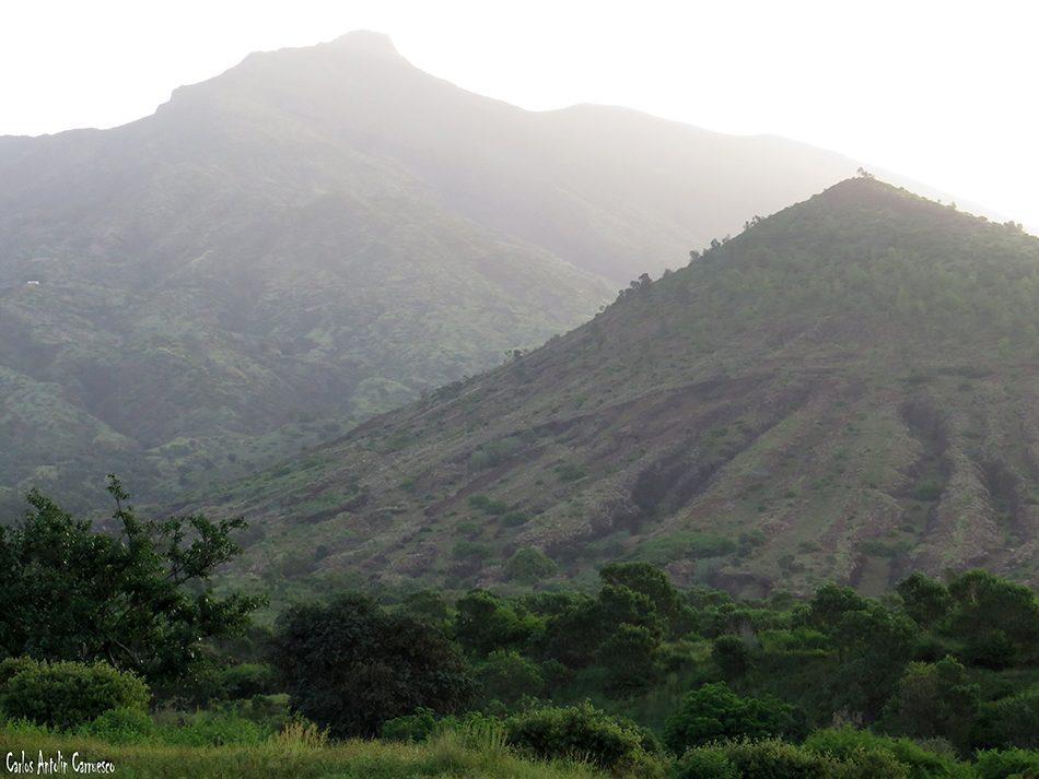 María Chaves - Fogo - Cabo Verde - ponte alto do sul