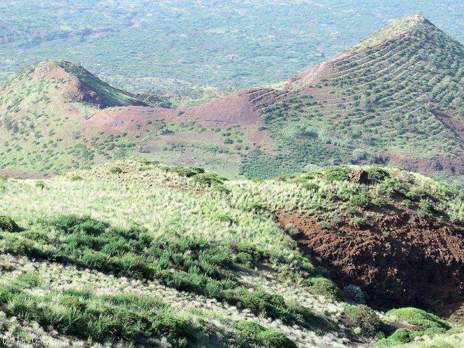 Fogo - Cabo Verde - monte duarte