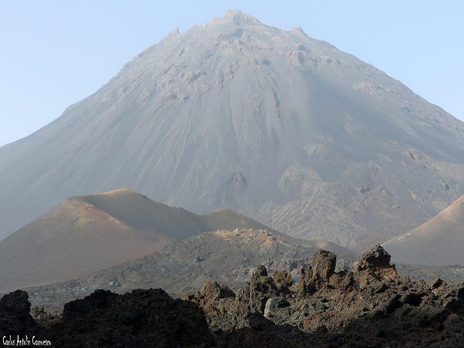 Chã das Caldeiras - Pico de Fogo - Cabo Verde
