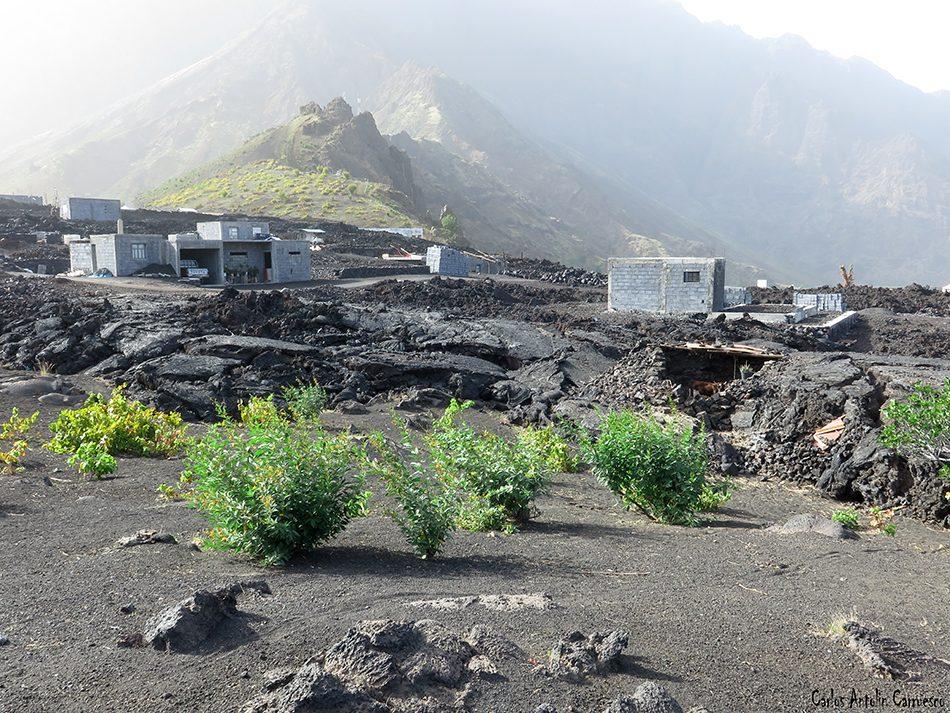 Bangaeira - Portela - Chã das Caldeiras - Fogo - República de Cabo Verde
