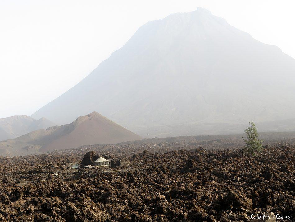 Bangaeira - Portela - Chã das Caldeiras - Fogo - pico de fogo - República de Cabo Verde
