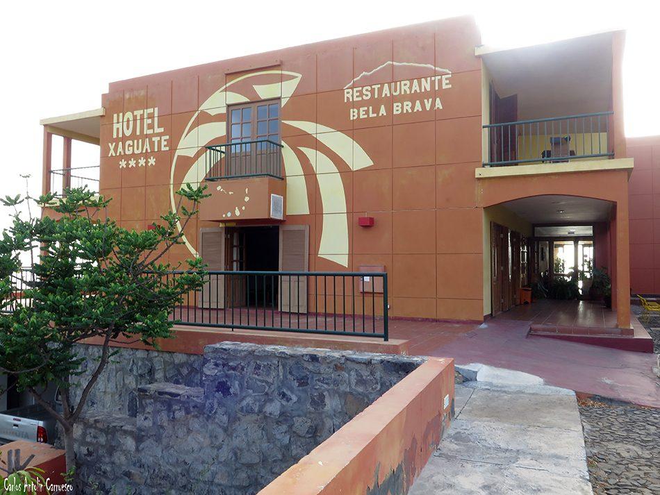 São Filipe - Cabo Verde - hotel xaguate