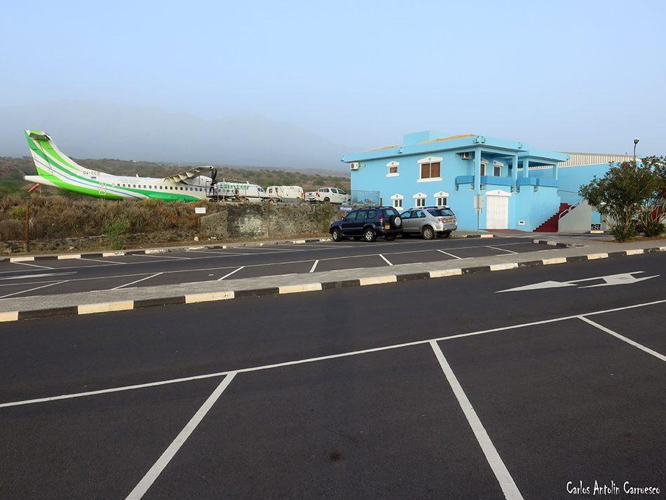 São Filipe - Aeródromo - Cabo Verde