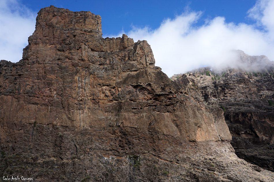 Cañadón Sombrío - Tirajana - Gran Canaria