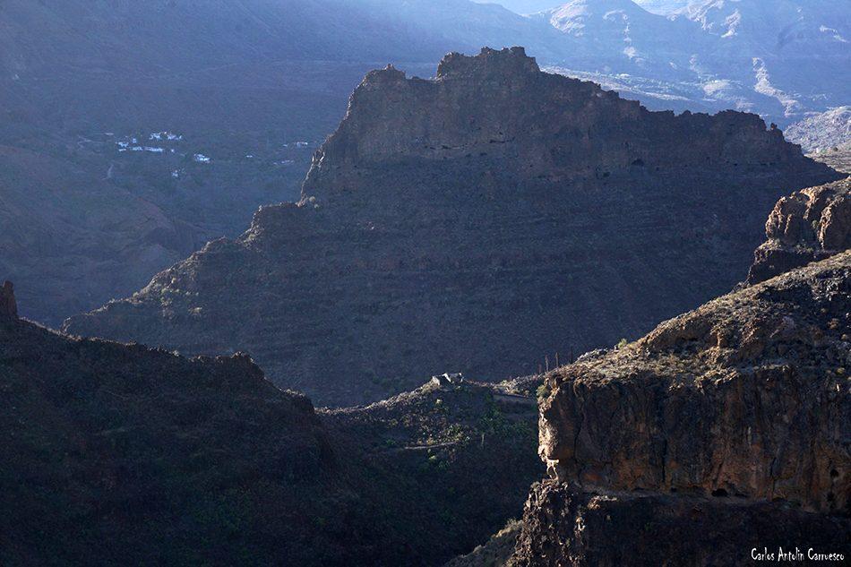 La Fortaleza - Santa Lucía de Tirajana - Gran Canaria