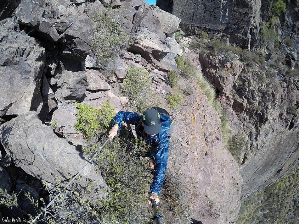 Faneque - Paso de La Piedra - Gran Canaria