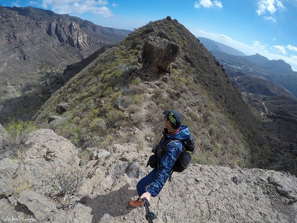 La Culata - Ruta de Bentejuí - Gran Canaria