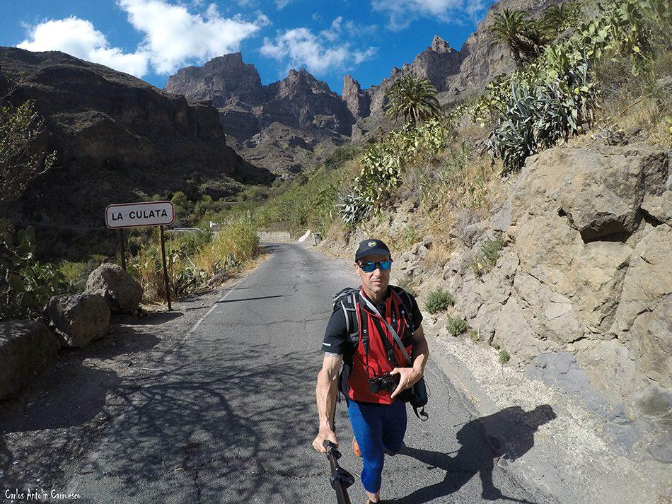 La Culata - Riscos de Tirajana - Gran Canaria